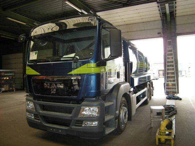 Camion 18.500 Litres